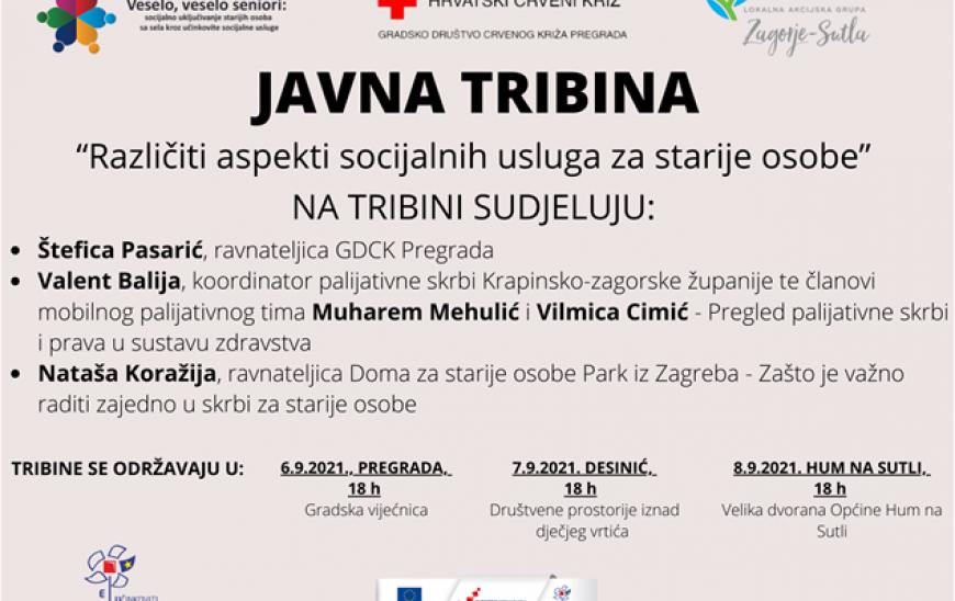 Poziv na javnu tribinu