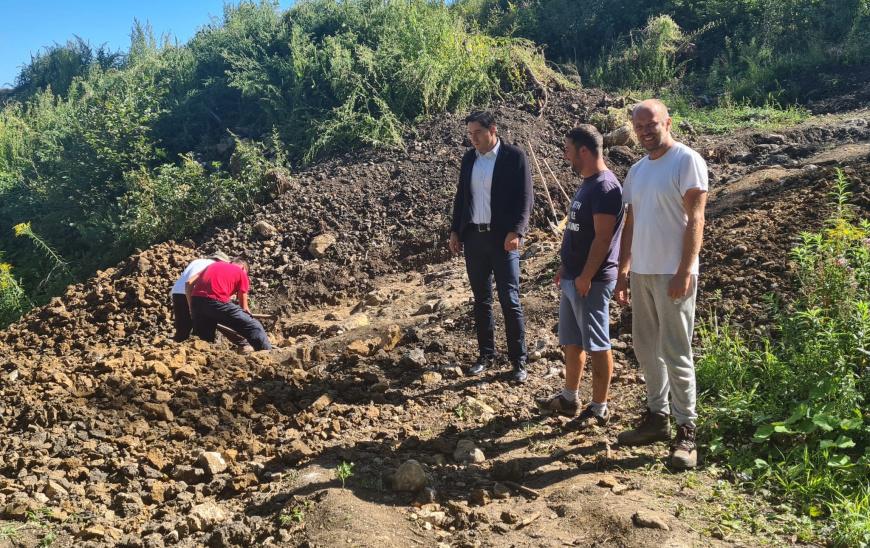 Arheološki istražni radovi na Kunagori